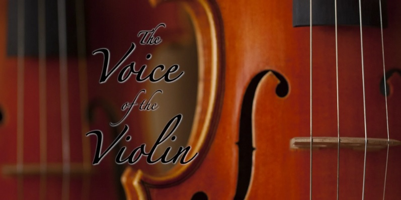 The Voice of the Violin - film by Jamie Day Fleck